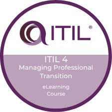 ITIL 4 Managing Professional Transition eLearning Logo